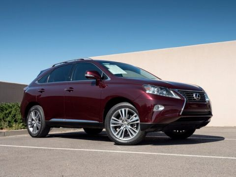2015 Lexus RX 350 Sportdesign, AWD, LOADED