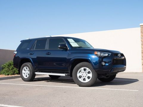 Used 2018 Toyota 4Runner SR5 Premium, NAV, Loaded, 1 Owner