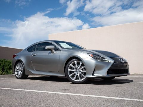 Used 2015 Lexus RC 350 Loaded, Auto, 1 OWNER