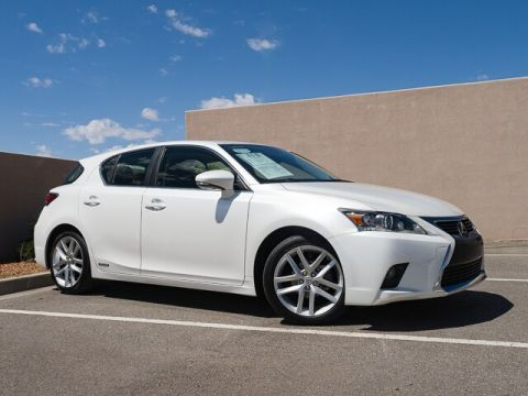 2016 Lexus CT 200h 1 owner
