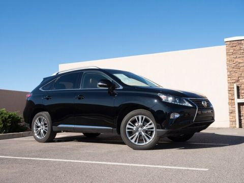 2014 Lexus RX 350 Nav, Leather, Loaded
