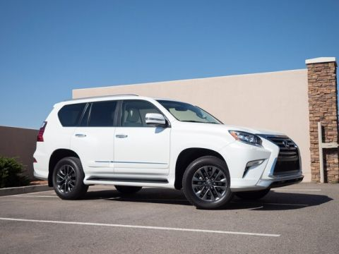 2019 Lexus GX 460 Premium Pkg w/Cap't chairs, Loaded