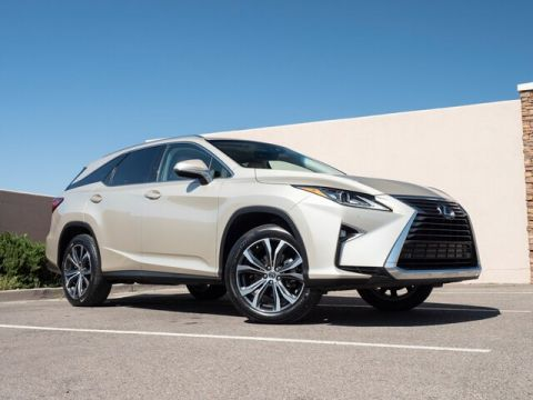 2018 Lexus RX 350L QUAD SEATING w/3rd row, LOADED