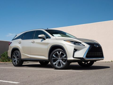 2018 Lexus RX 350L Premium, 3rd ROW, LOADED