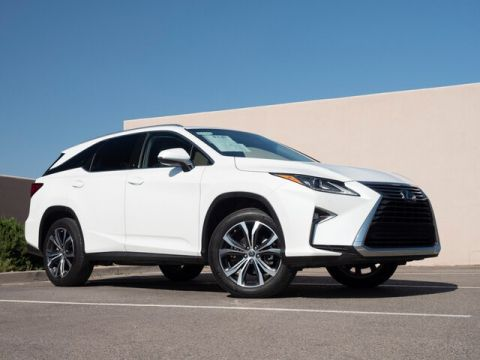 2018 Lexus RX 350L 3RD ROW SEATING, LOADED